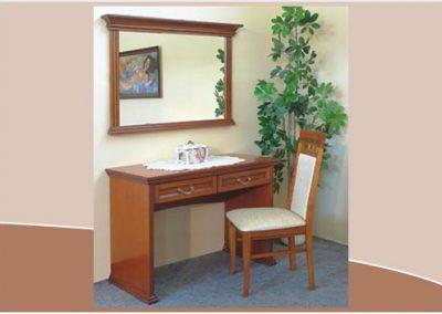 Sypialnia Azalia Toaletka mała