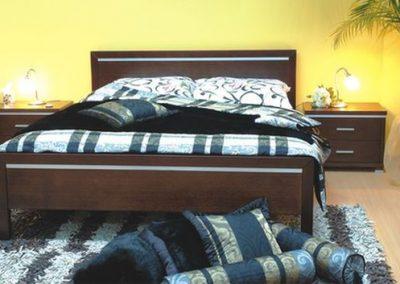 Sypialnia Megi Łóżko